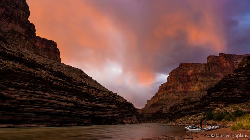 Ralph Lee Hopkins 2014 Colorado River Photo Expedition
